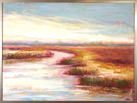 Mississippi Marsh Prints