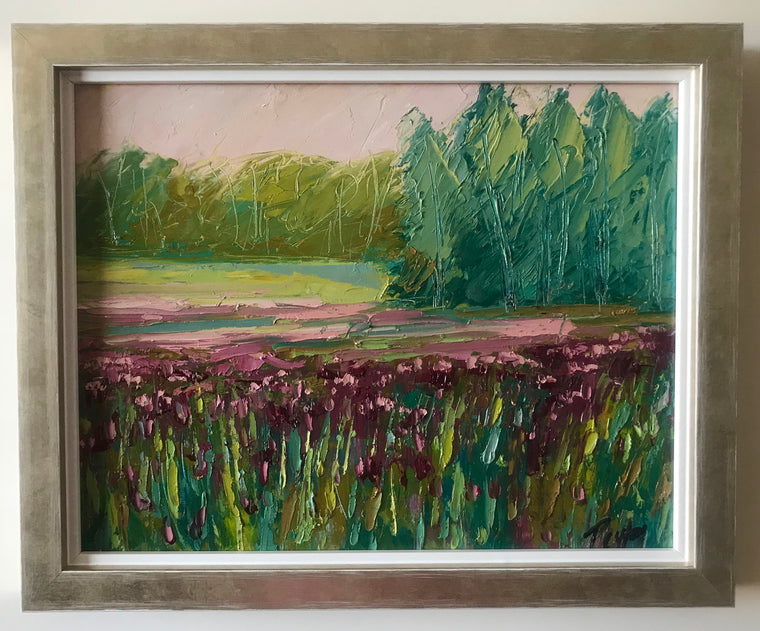 Red Clover, Size 11 x 14