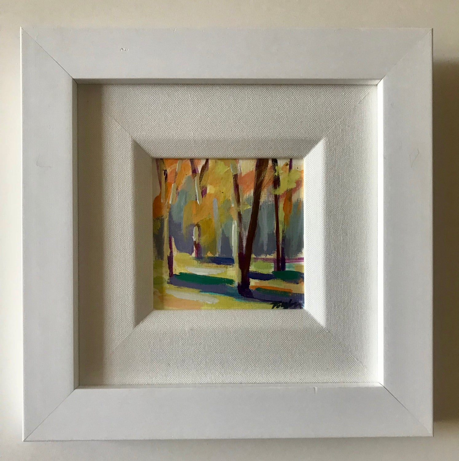 Reunion Trees, Size 4 x 4