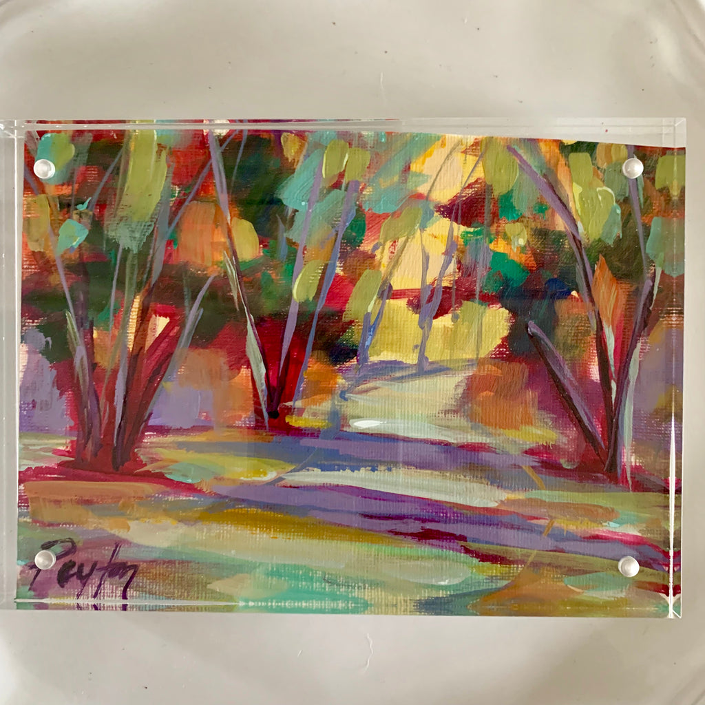 Reunion Trail 2, Size 5 x 7