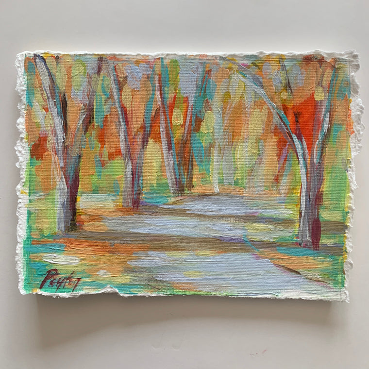 Reunion Trail, Size 5 x 7