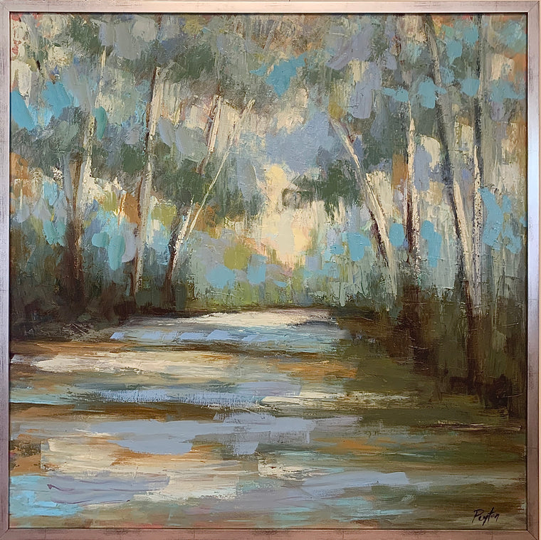 Trails of Mississippi Size 37 x 37
