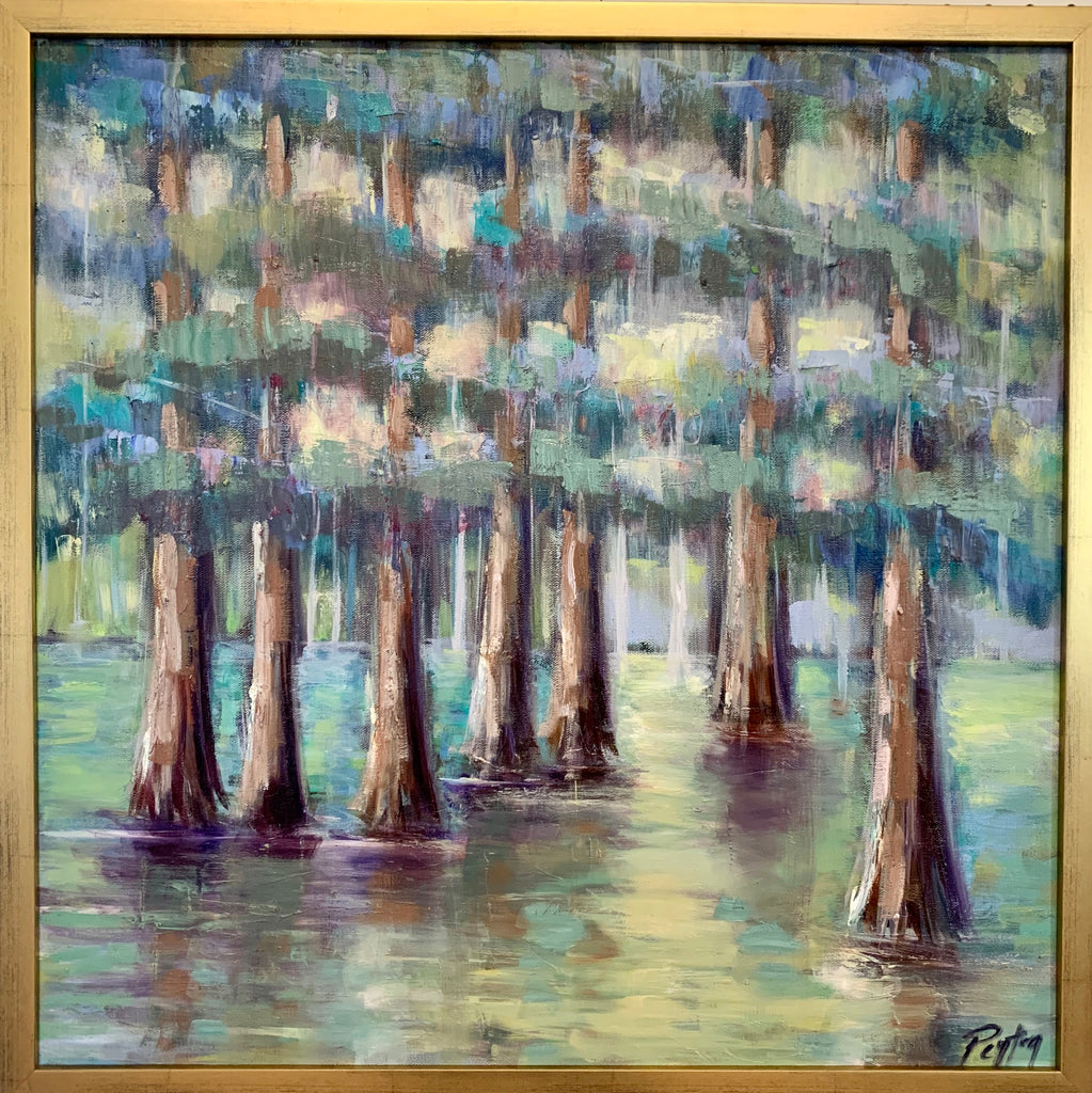 Cypress Trees Size 25 x 25