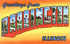 Greetings from Barrington Illinois