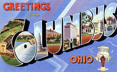 Greetings from Columbus Ohio