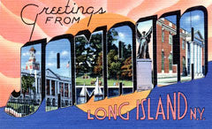 Greetings from Jamaica Long Island New York