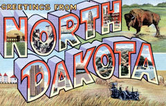 Greetings from North Dakota