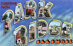 Greetings from Park Ridge Illinois