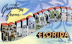 Greetings from Tallahassee Florida