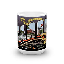Greetings from Fargo North Dakota Unique Coffee Mug, Coffee Cup 2