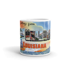 Greetings from New Orleans Louisiana Unique Coffee Mug, Coffee Cup 2