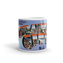 Greetings from Atlantic City New Jersey Unique Coffee Mug, Coffee Cup 2