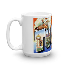 Greetings from Tucson Arizona Unique Coffee Mug, Coffee Cup 2