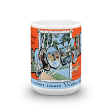 Greetings from Wisconsin Unique Coffee Mug, Coffee Cup 2