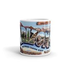 Greetings from Arizona Unique Coffee Mug, Coffee Cup 2