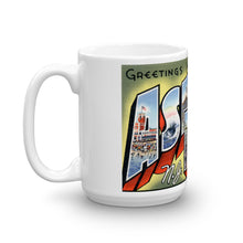 Greetings from Asbury Park New Jersey Unique Coffee Mug, Coffee Cup 2