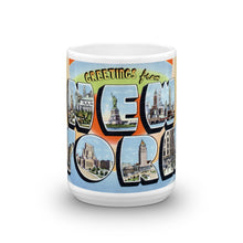 Greetings from New York Unique Coffee Mug, Coffee Cup 3