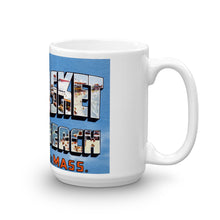 Greetings from Nantasket Beach Massachusetts Unique Coffee Mug, Coffee Cup