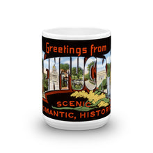 Greetings from Kentucky Unique Coffee Mug, Coffee Cup 2