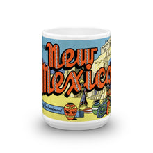 Greetings from New Mexico Unique Coffee Mug, Coffee Cup 2