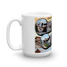 Greetings from Grand Canyon Arizona Unique Coffee Mug, Coffee Cup 1