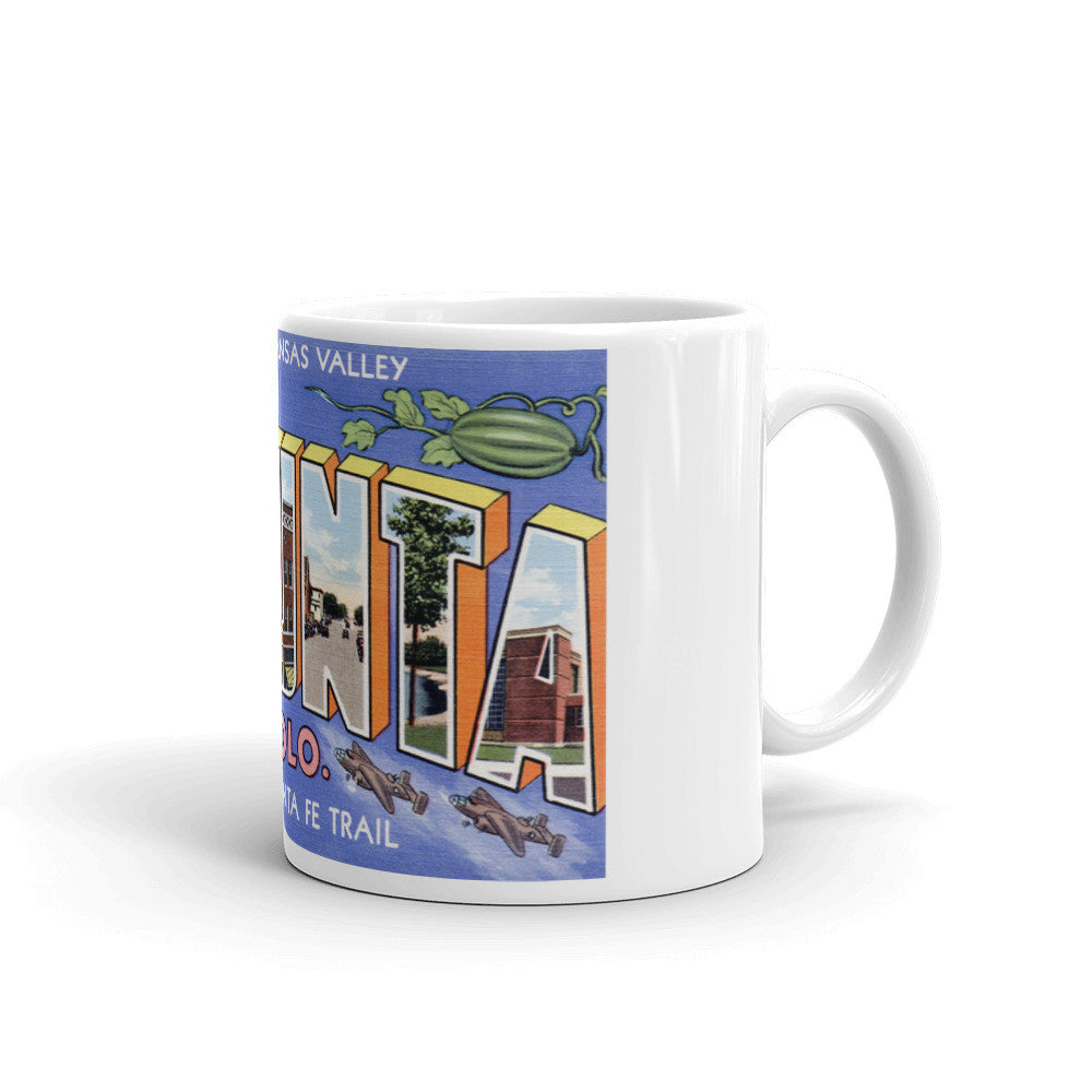 Greetings from La Jolla California Unique Coffee Mug, Coffee Cup 2