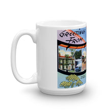 Greetings from Kentucky Unique Coffee Mug, Coffee Cup 1