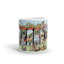 Greetings from The Ozarks Missouri Unique Coffee Mug, Coffee Cup