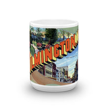 Greetings from Wilmington North Carolina Unique Coffee Mug, Coffee Cup 2