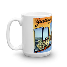Greetings from La Grange Illinois Unique Coffee Mug, Coffee Cup