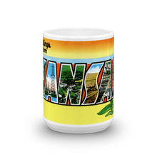 Greetings from Kansas Unique Coffee Mug, Coffee Cup 2