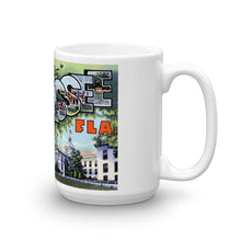 Greetings from Tallahassee Florida Unique Coffee Mug, Coffee Cup 1