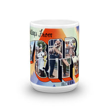 Greetings from Ybor City Florida Unique Coffee Mug, Coffee Cup