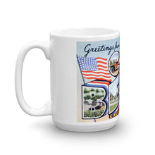 Greetings from Camp Beale California Unique Coffee Mug, Coffee Cup