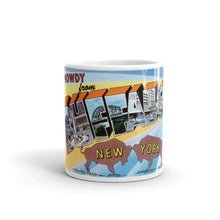 Greetings from Buffalo New York Unique Coffee Mug, Coffee Cup 1