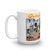 Greetings from Missouri Unique Coffee Mug, Coffee Cup 3