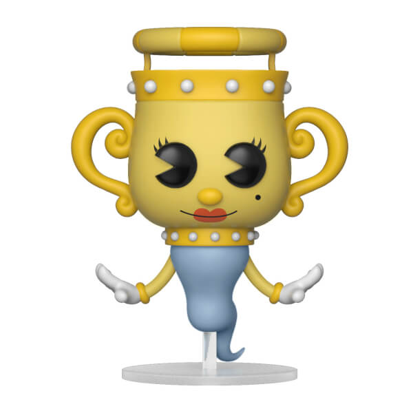 POP! GAMES: CUPHEAD - LEGENDARY CHALICE