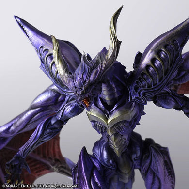 CREATURES BRING ARTS: FINAL FANTASY - BAHAMUT