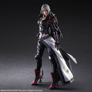 PLAY ARTS KAI: FINAL FANTASY XV - ARANEA HIGHWIND