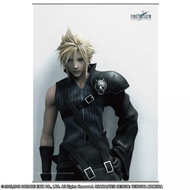 WALL SCROLL: FINAL FANTASY VII: ADVENT CHILDREN - CLOUD VERSION 2