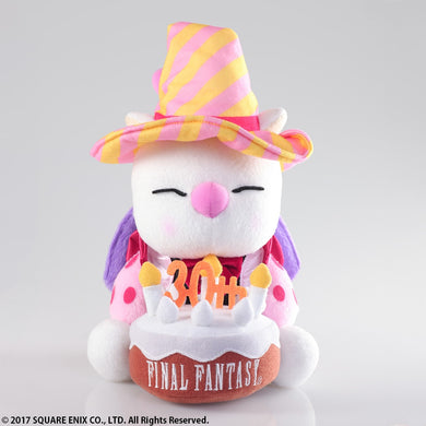 PLUSH: FINAL FANTASY: 30TH ANNIVERSARY - MOOGLE