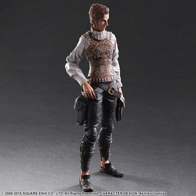 PLAY ARTS KAI: FINAL FANTASY XII - BALTHIER