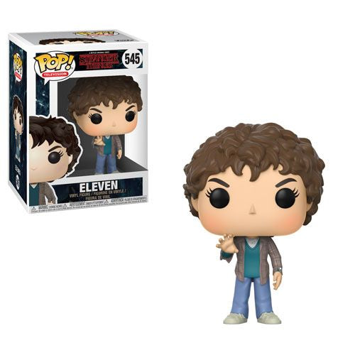 POP! TV 545: STRANGER THINGS SEASON 2 - ELEVEN