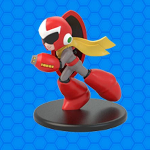 MEGA MAN THE BOARD GAME: PROTO MAN EXPANSION MINI