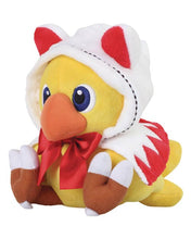 PLUSH: CHOCOBO'S MYSTERY DUNGEON EVERY BUDDY - CHOCOBO WHITE MAGE