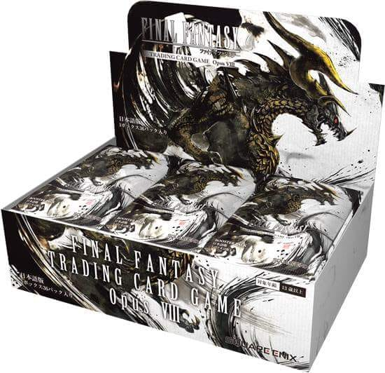 Final Fantasy Opus 8 - Booster Box