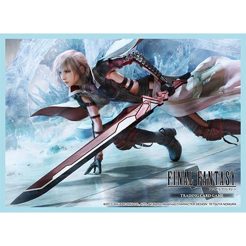 FINAL FANTASY TCG: FINAL FANTASY XIII - DECK PROTECTOR CARDSLEEVES