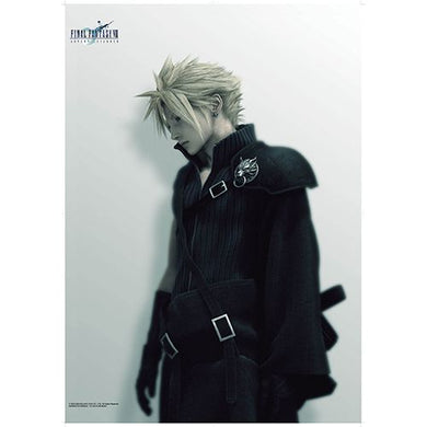 WALL SCROLL: FINAL FANTASY VII: ADVENT CHILDREN - CLOUD