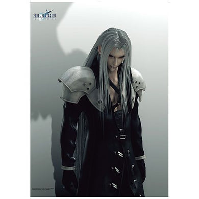 WALL SCROLL: FINAL FANTASY VII: ADVENT CHILDREN - SEPHIROTH