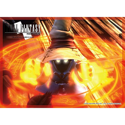 FINAL FANTASY TCG: FINAL FANTASY IX VIVI - DECK PROTECTOR CARDSLEEVES